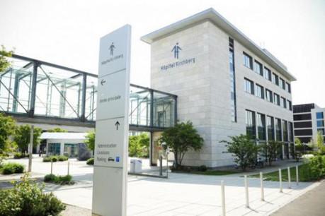 La Fondation François Elisabeth (FFE) regroupe trois établissements dont l'Hôpital Kirchberg.  (Photo : David Laurent / Wide / archives)