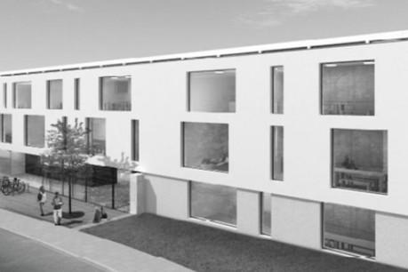 Le projet lauréat est celui de kaell architecte s.à.r.l. qui a séduit par l'optimisation des espaces intérieurs. (Photo : kaell architecte)