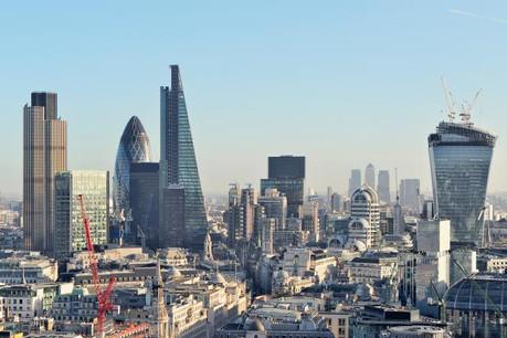 Le Royaume-Uni et son fleuron londonien gèrent et distribuent un peu plus de 2.000 milliards d'euros d'actifs, mais le Luxembourg reste en tête pour la domiciliation des fonds. (Photo: Licence CC)