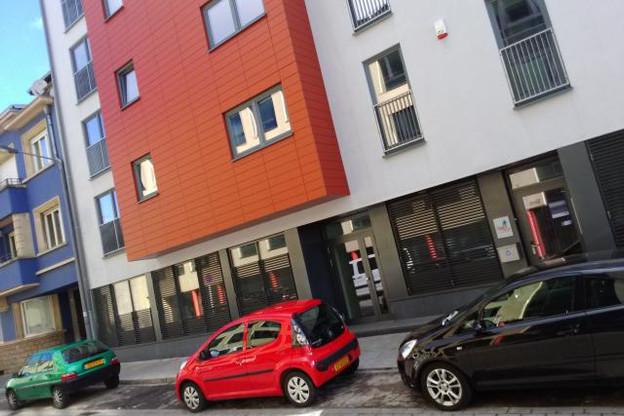 Le restaurant de la Stëmm vun der Strooss, rue de la Fonderie à Hollerich, va pouvoir poursuivre ses activités. (Photo: Paperjam.lu / archives)