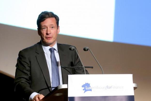 Le nom du ou de la future CEO de la Lhoft devrait être divulgé «d'ici une ou deux semaines», annonce lundi Nicolas Mackel, CEO de Luxembourg for finance. (Photo: Luc Deflorenne / archives)