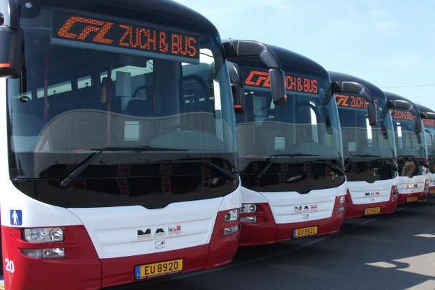 Grâce aux quatre courses ajoutées, ce sont désormais 30 bus qui relient Luxembourg à Sarrebruck, et vice-versa, tous les jours. (Photo: DR)