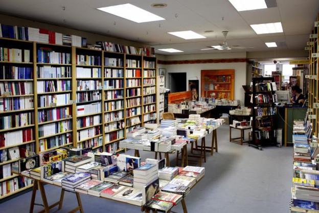 La librairie Alinéa est présente à Luxembourg depuis 23 ans.  (Photo : Olivier Minaire/archives)
