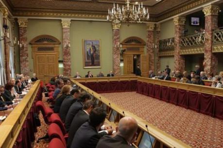Le projet de loi sur l'archivage électronique devrait être voté dans le courant de l'été. (Photo : Luc Deflorenne / archives)