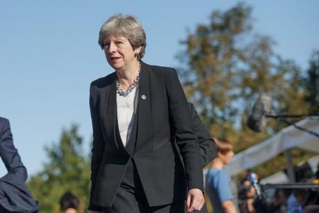 Theresa May a entériné mardi les contours du Brexit, promulgué par une loi. (Photo: Licence C.C.)