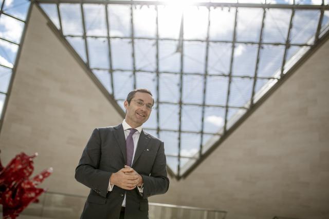 Keith O'Donnell (Atoz) estime que certaines sociétés vont revoir leur intérêt pour le Luxembourg. (Photo: Maison Moderne / Archives )