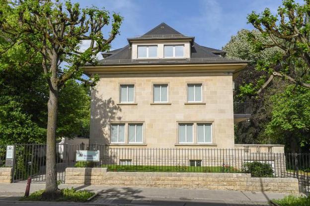 La nouvelle Maison de l'avocat se situe boulevard Joseph II, dans le centre de Luxembourg-ville.  (Photo: Fanny Prum)