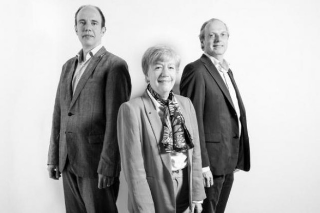 Paul Wilmes, Catherine Larue et Jean-Claude Schmit (Photo: Julien Becker)