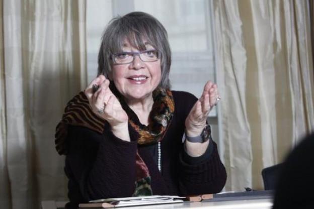 Lydie Err, médiateure (Photo: Luc Deflorenne / archives)