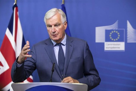 Michel Barnier répète qu'un accord serait proche. Le Conseil européen des 18 et 19 octobre, qui sera décisif sur le sujet, approche. (Photo: Commission européenne/Services audiovisuels)