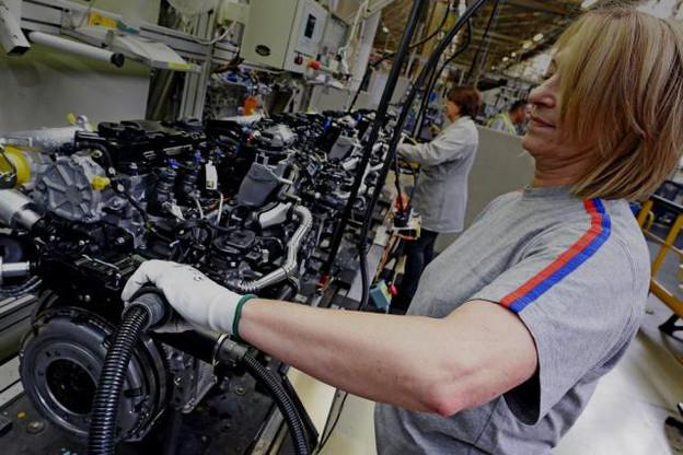 Le site de PSA à Trémery abrite déjà la production de la majeure partie des moteurs essence et diesel du groupe. (Photo: DR)