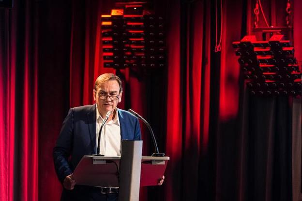 Patrice Hourbette, le directeur de music:LX, présente un bilan très positif. (Photo: Mike Zenari)