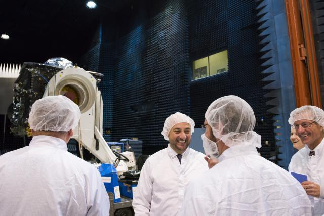 La R&D et la collaboration internationale étaient au cœur de la deuxième journée de la mission économique. (Photos: Sip / Jean-Christophe Verhaegen)