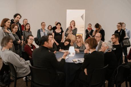 La Nuit des idées est l'occasion d'échanger lors de tables rondes. (Photo: Marion Dessard)