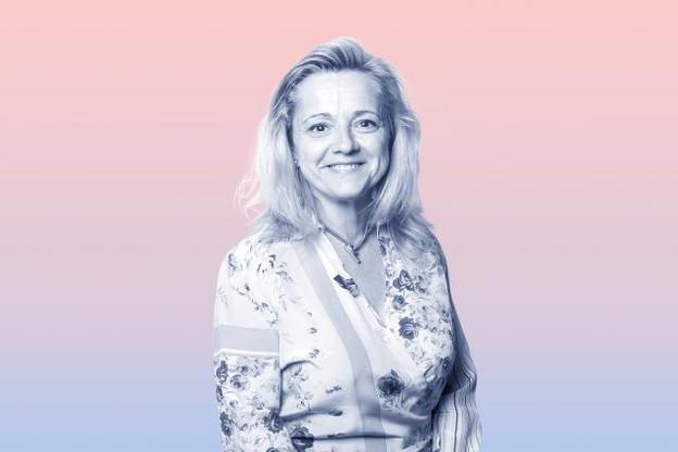 Sophie Glesener: «Si les filles ne sont pas éduquées, cela veut dire mariage précoce, et donc beaucoup d'enfants qui ne seront pas éduqués à leur tour». (Photo: Jan Hanrion / Maison Moderne)