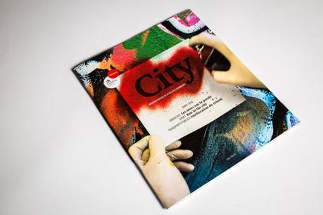 Retrouvez toutes les infos officielles de la Ville dans City. (Photo: Maison Moderne)