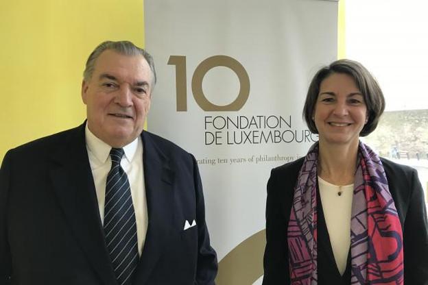 Tonika Hirdman: «La Fondation de Luxembourg a permis aussi de simplifier et professionnaliser la philanthropie au Luxembourg.» (Photo:Paperjam)