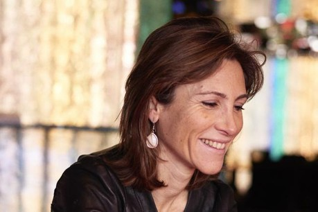 Julia de Funès: «Aucune étude ne prouve qu'on travaille moins bien à la maison qu'au bureau. Au contraire, c'est presque l'inverse.» (Photo: Antoine Seiter)