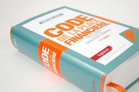 Fondé sur la base de données Legicorp, l'ouvrage a pour l'instant été édité à 700 exemplaires.  (Photo: Maison Moderne Design)