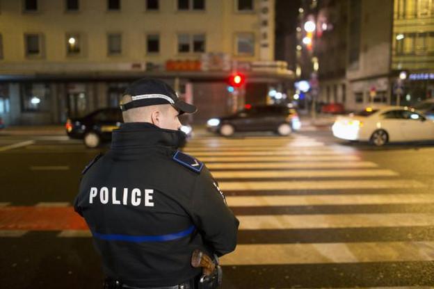 La réorganisation territoriale de la police grand-ducale va mettre plus d'agents sur le terrain. (Photo: Christophe Olinger)