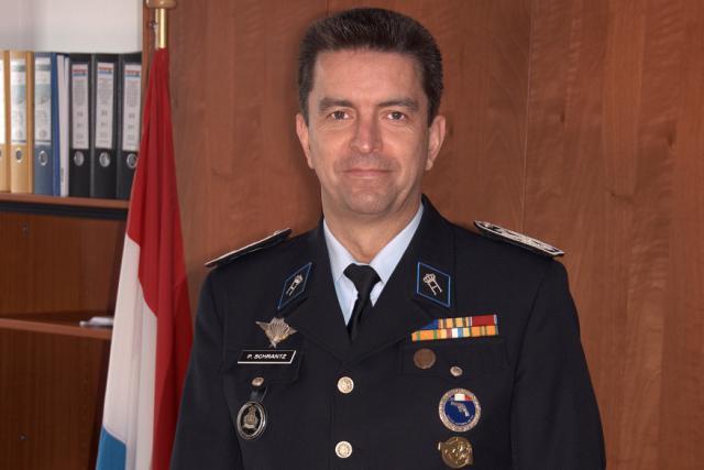 Pour le directeur général de la police, Philippe Schrantz, la réforme de l'institution «doit arriver rapidement». (Photo: Police grand-ducale)