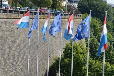 Depuis Luxembourg, l'Europe reste perçue favorablement. (Photo: DR)