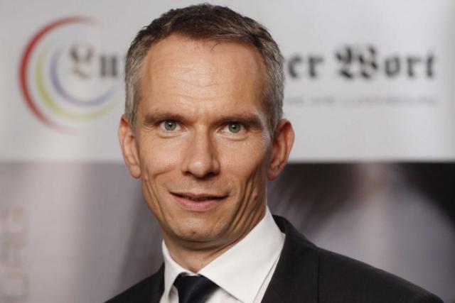 Jean-Lou Siweck attend davantage de détails quant à la réforme annoncée de l'aide à la presse.  (Photo: Luxemburger Wort)