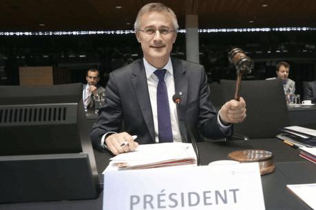 Félix Braz salue une avancée importante vers un accord négocié de longue date. (Photo: Conseil européen)