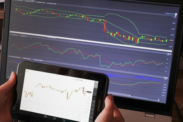 Les acteurs financiers ont encore beaucoup à gagner en déployant de l'intelligence artificielle. (Photo: pxhere)