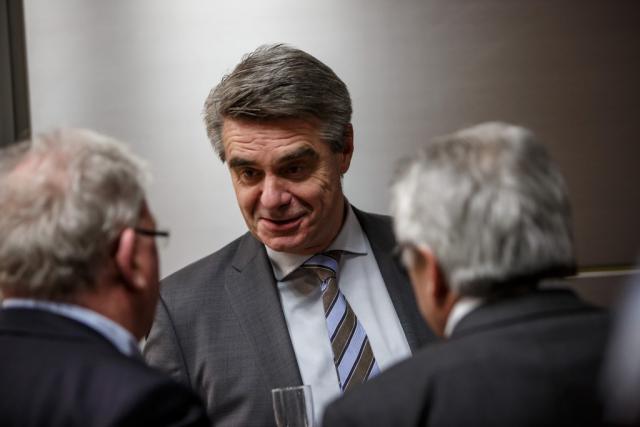 Armand Biberich était directeur de la SNCT depuis janvier 2012, après en avoir été directeur adjoint depuis 2000. (Photo: Maison Moderne/archives)