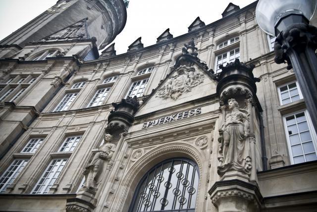 La Spuerkeess figure parmi les groupes systémiques retenus au niveau européen pour passer les stress tests de la Banque centrale européenne.  (Photo: archives Paperjam))