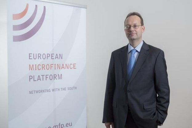 Christoph Pausch, secrétaire exécutif de l'European Microfinance Platform. (Photo: European Microfinance Platform)