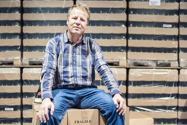 Héritier des recettes familiales, Jacques Pitz poursuit la diversification de la production en tenant compte de l'évolution des goûts. (Photo: Mike Zenari)