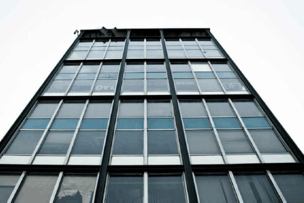 Propriété d'ArcelorMittal, le bâtiment sera progressivement démoli dans les prochains jours. (Photo: licence cc )