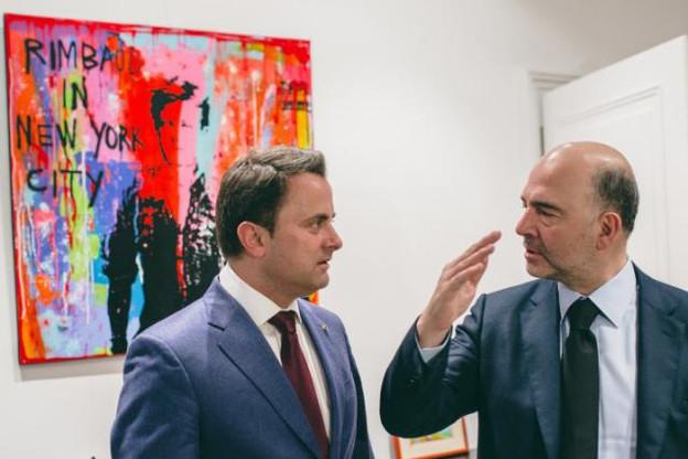 Quelques mois après les révélations LuxLeaks, la Commission européenne entend mettre en place un nouveau système en matière de transparence fiscale pour les entreprises. (Photo: Sven Becker)