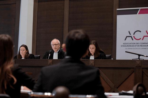 Dans le scénario retenu, c'est à la fois le conducteur et le constructeur qui sont reconnus coupables par les juges du Tribunal d'arrondissement de Luxembourg. (Photo: Matic Zorman)