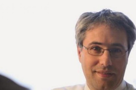 Laurent Moyse était rédacteur en chef de La Voix depuis octobre 2001. (Photo Etienne Delorme/archives)