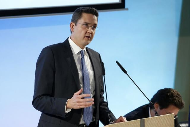 Yves Nosbusch (BGL BNP Paribas) espère que les taux bas relanceront les investissements. (Photo: Olivier Minaire)