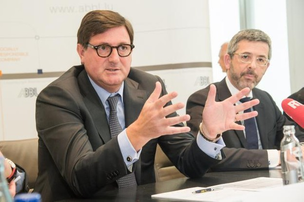 L'ABBL présidée par Yves Maas veut faire coïncider les besoins du marché avec les compétences des collaborateurs. (Photo: Charles Caratini / archives)