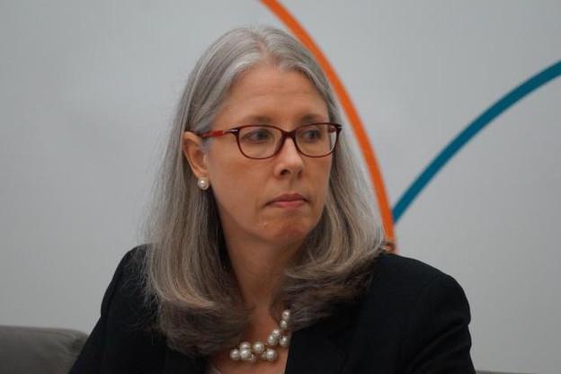 L'Alfi et sa présidente Denise Voss ne voient pas l'intérêt d'un double contrôle sur la délégation des fonds. (Photo: Maison Moderne / Archives )