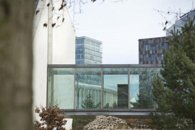 La conférence de Deloitte abordant le thème de Beps s'est déroulée au Mudam. (Photo: Maison Moderne Studio)