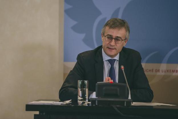 Félix Braz a reçu les excuses formelles de l'ALJP, même si celle-ci maintient son opposition à la stricte limitation de l'accès au registre des bénéficiaires. (Photo: Sven Becker / Archives)