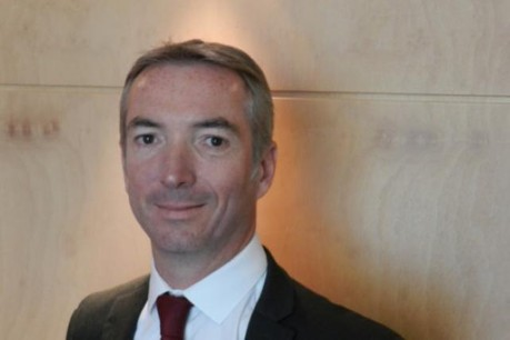 Jean-Yves Leborgne, portfolio manager chez ING Luxembourg. (Photo: paperJam / Archives)