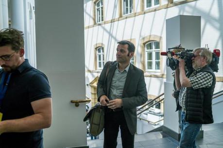 Le rôle du journaliste Édouard Perrin a aussi fait débat. (Photo: Sven Becker )