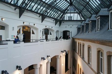 Le tribunal d'arrondissement doit faire le jour sur les agissements de Fabien Gaglio au sein de sa société d'investissement H CTG entre 2010 et 2013. (Photo: Maison Moderne /archives)