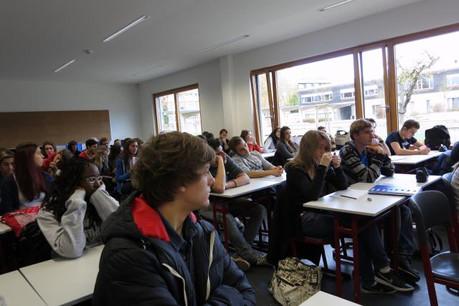 Les jeunes Luxembourgeois sont 54,4% à apprendre l'anglais. Contre 100% pour le français et l'allemand. (Photo: DR / Archives paperJam)