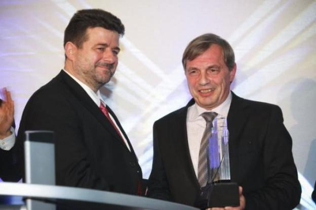 Jacques Lanners fut, en 2009, le dernier «Entrepreneur de l'année» récompensé par ce qui s'appelait encore Ernst & Young. (Photo: archives paperJam)