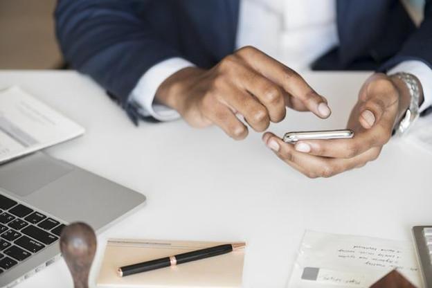 Pratique, l'application développée par l'ILR permet de vérifier facilement l'état de sa connexion internet.  (Photo: Licence C.C.)