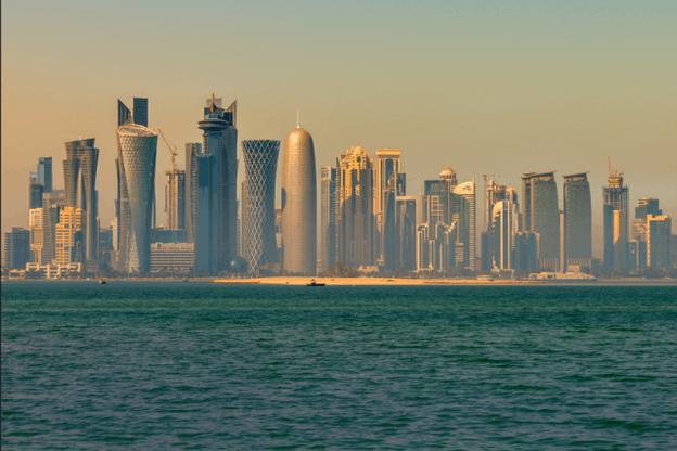 La capitale du Qatar, Doha, se réveille ce mardi coupée d'une partie de ses voisines. (Photo: Licence CC)