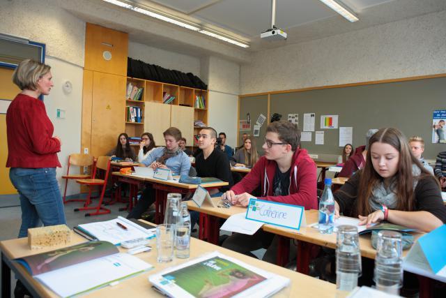Jonk Entrepreneuren –L'association propose, dans son programme Fit for Life, des modules d'éducation à l'argent. (Photo: Jonk Entrepreneuren)